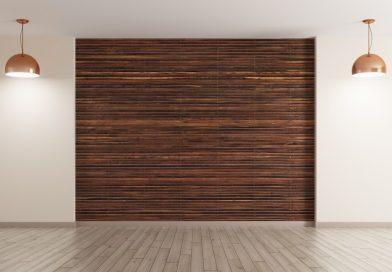 drewniana sciana z palet