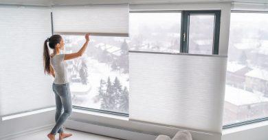 Plisy okienne bezinwazyjne