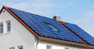 Dom z panelami zamontowanymi przez APP Energy Kielce