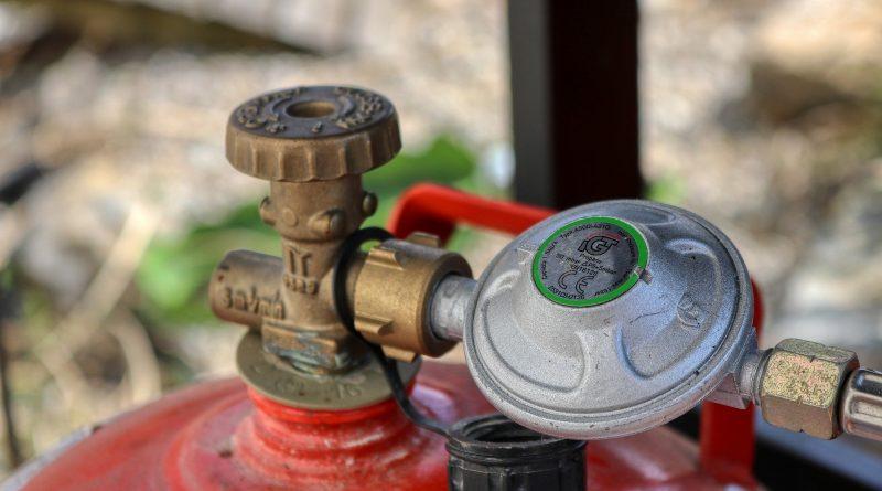 ogrzewanie gazem